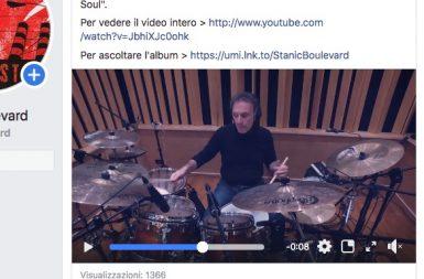 Nuovo video – Escape for the soul!